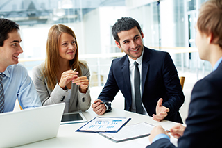 Working with Business Insurance